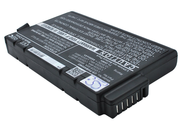 Battery for AeroTrak Dust Monitor, TSI 6530-02, TSI 8240, TSI 9130, TSI 9130-02, TSI 9310-01, TSI 9310-02, TSI 9350