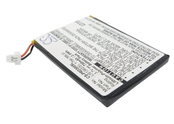 Battery for Sony PRS-300, PRS-300BC, PRS-300RC, PRS-300SC