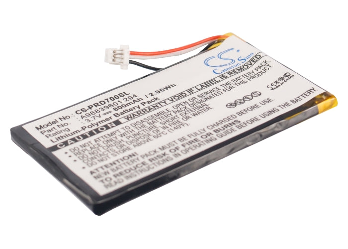 Battery for Sony PRS-700, PRS-700BC