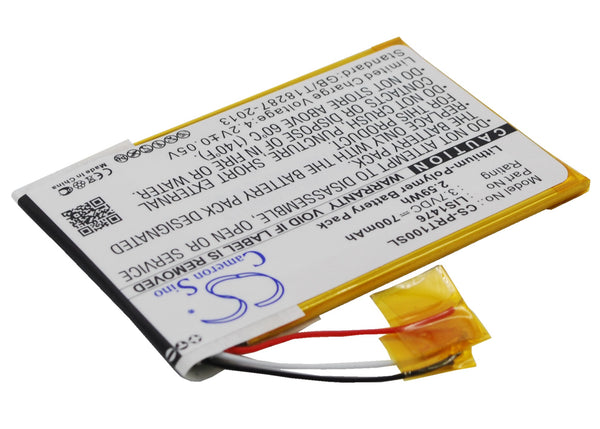 Battery for Sony PRS-T1, PRS-T2, PRS-T3, PRS-T3E, PRS-T3S