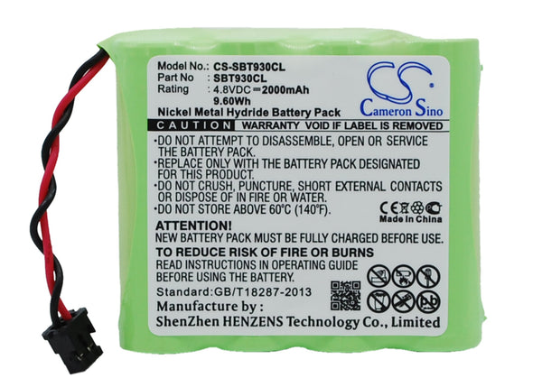 Stabo ST930 Replacement Battery