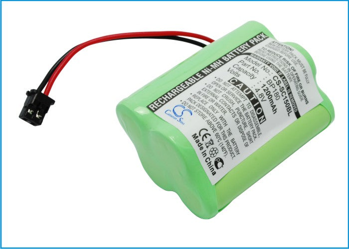 Battery for Radio Shack 20-520, Pro-90