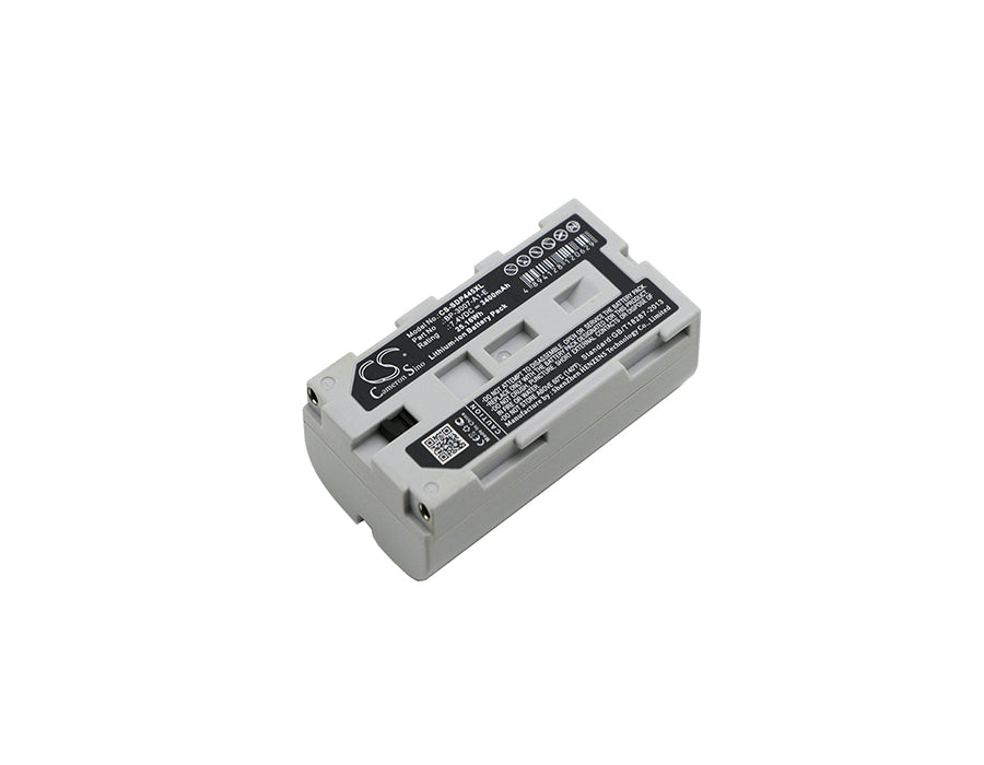 Battery for Seiko DPU-3445 (3400mAh)