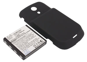 Battery for Sprint Epic 4G, Epic Touch 4G, Galaxy S, Galaxy S Pro, SPH-D700