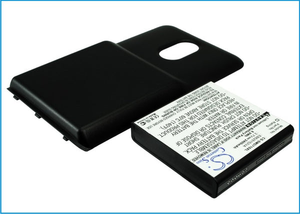 Sprint Epic Touch 4G, Galaxy S II, SPH-D710, SPHD710GYS (2400mAh) Replacement Battery