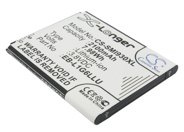 USCellular Galaxy S3, Galaxy S3 LTE, Galaxy SIII, Galaxy SIII LTE, SCH-R530 (2100mAh) Replacement Battery