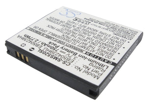 Battery for Samsung GT-S5200, GT-S5200C, S5200, SGH-A187