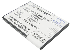 Battery for Samsung Galaxy Ace Duos, Galaxy Fame, Galaxy