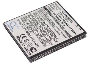 Battery for Samsung Galaxy Ruby Pro, Galaxy S Hercules, Galaxy S II X, Galaxy S2 Plus, Galaxy SII Plus, Hercules