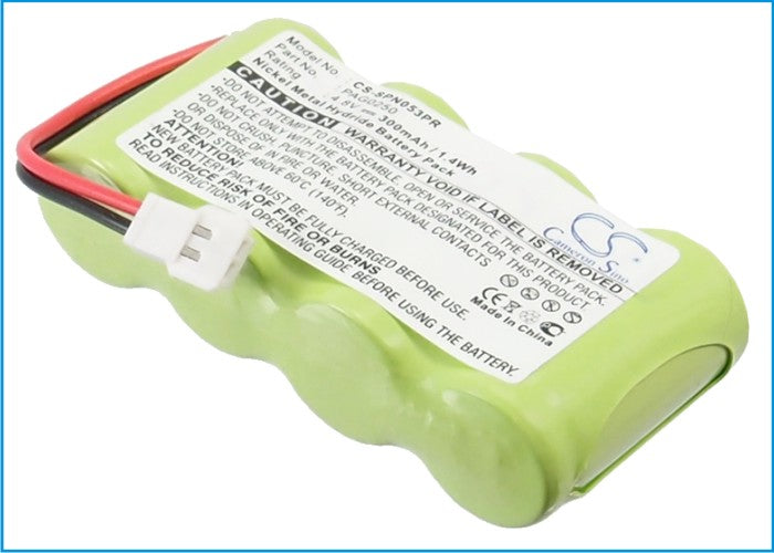 Battery for Signologies 1300500, GN9962053, Perfect Page