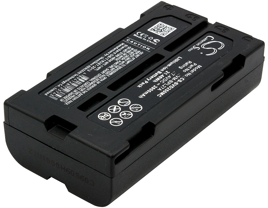 Replacement Battery for PANASONIC NV-GS320E-S NV-GS33 NV-GS330 NV-GS33EG-S NV-GS35 NV-GS35E-S NV-GS37 NV-GS37EB-S NV-GS37EG-S NV-GS37E-S NV-GS38GK NV-GS40