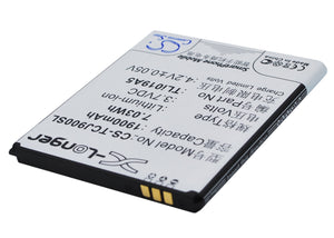 Battery for Alcatel One Touch POP D7