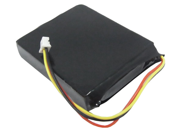 Battery for TomTom 4K00.100, 4N00.004, 4N00.004.2, 4N00.005, 4N00.006, 4N00.012, 4N01.000, 4N01.001, 4N01.002, 4N01.003 (1100mAh)