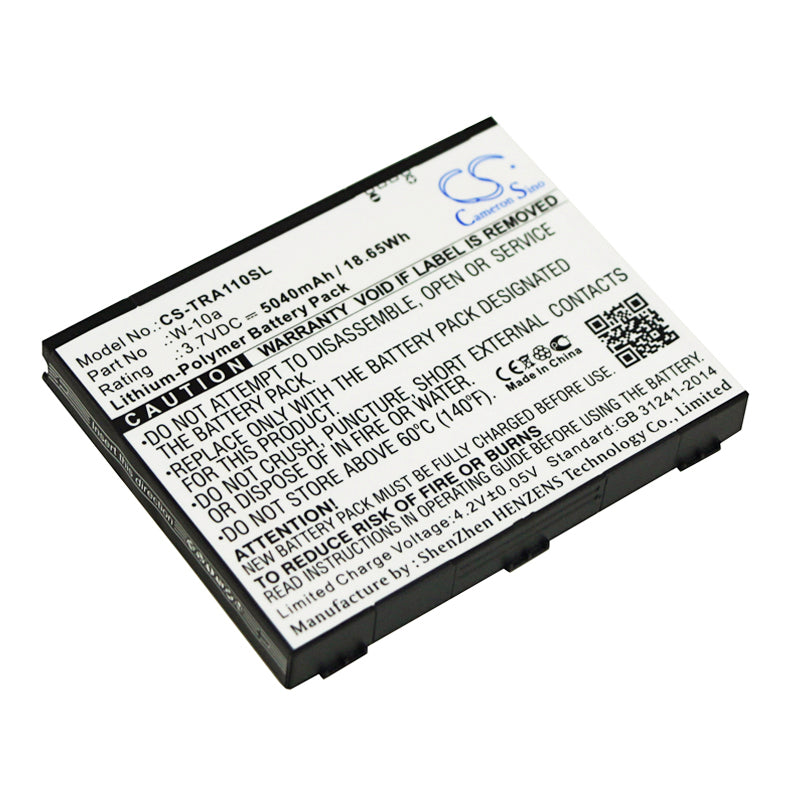 Battery for Netgear MR2100, NightHawk M2