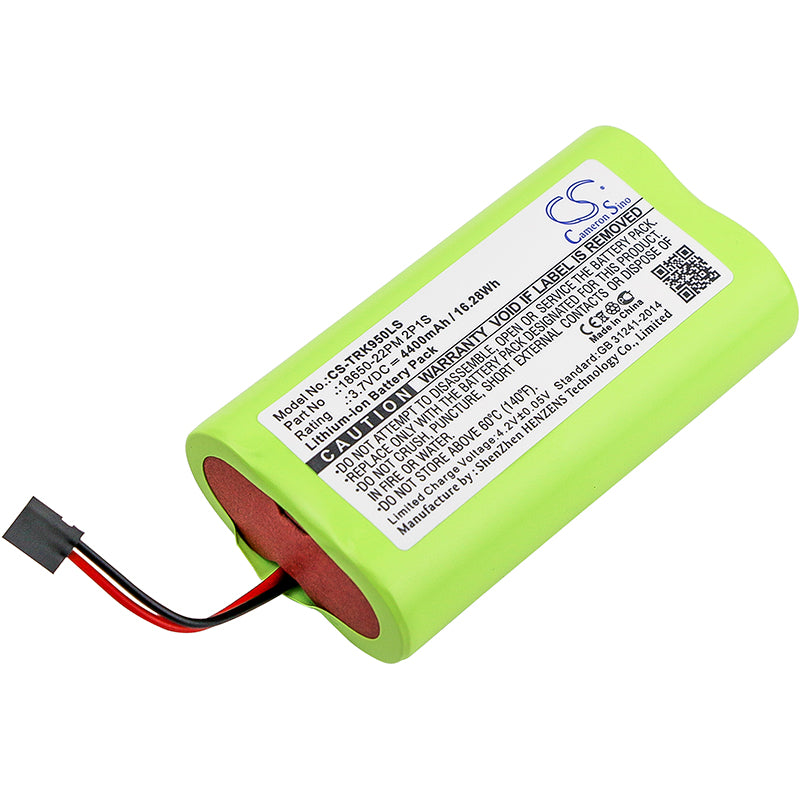 Battery for Trelock LS 950, LS950