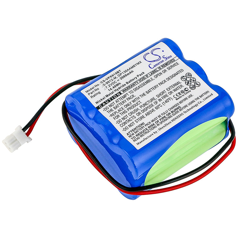 Battery for Visonic Powermax Plus,Powermax+