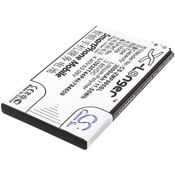 Battery for ZTE MF288, MF985