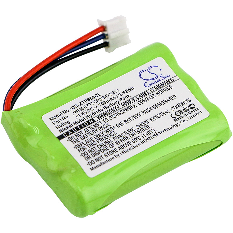 Battery for ZTE WP650, WP850