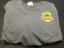 "Load image into Gallery viewer, T.H.E. Show Newport Long Sleeve T-Shirts (limited run and ""vintage!"")"