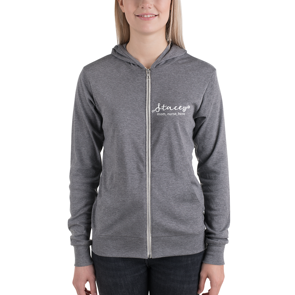 Customizable Bella + Canvas Unisex Hoodie