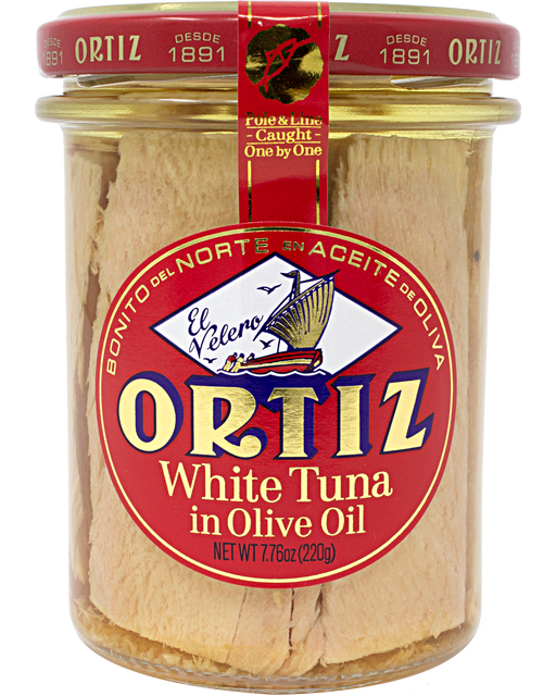 Ortiz White Tuna in Olive Oil