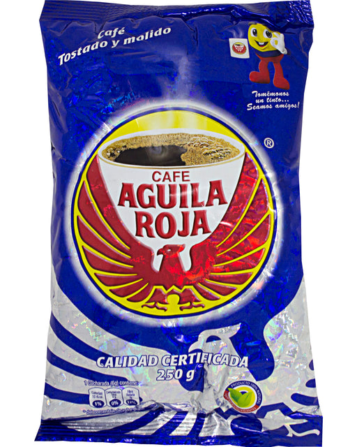 Aguila Roja Coffee (100% Colombian Coffee)