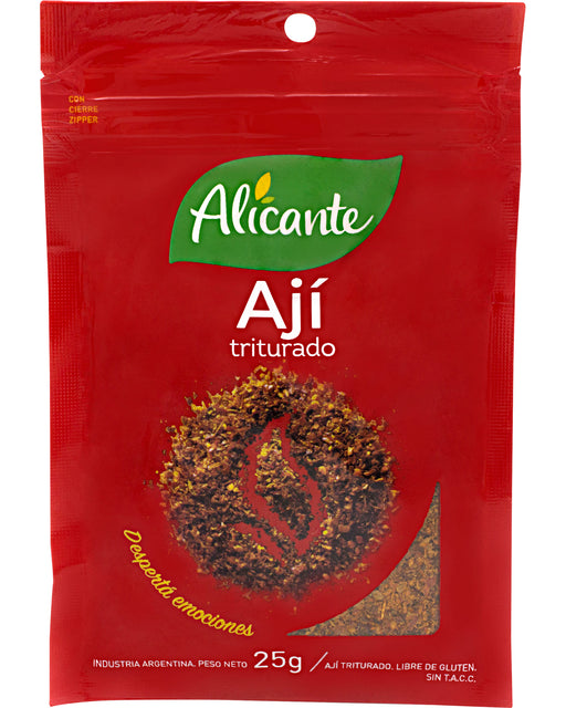 Alicante Aji Triturado (Crushed Chili Pepper)