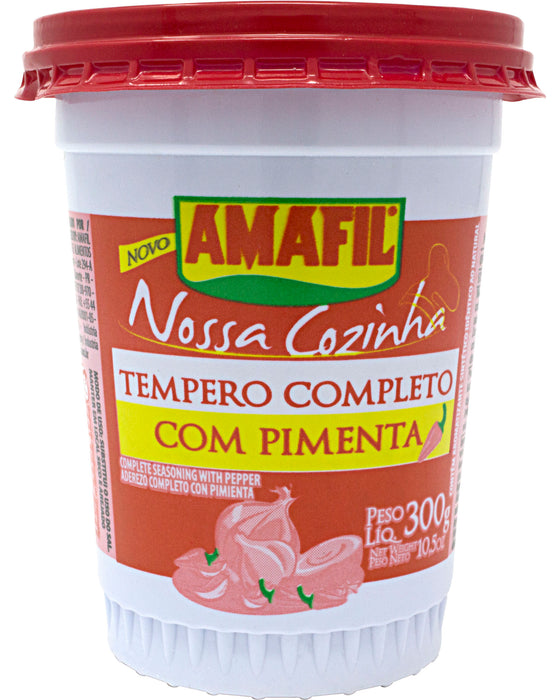 Amafil Tempero Completo (Seasoning with Pepper)