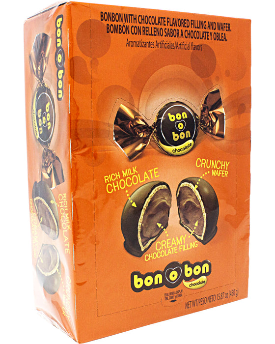 Arcor Bon o Bon Chocolate Filled Bonbons