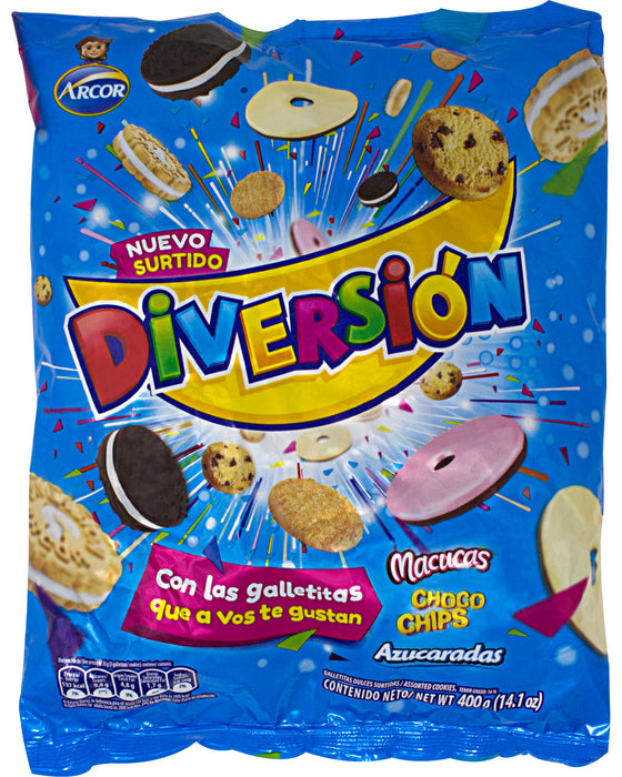 Arcor Diversion (Assorted Cookies)