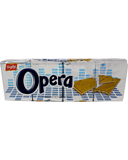 Bagley Opera Obleas (Wafers with Orange Filling)