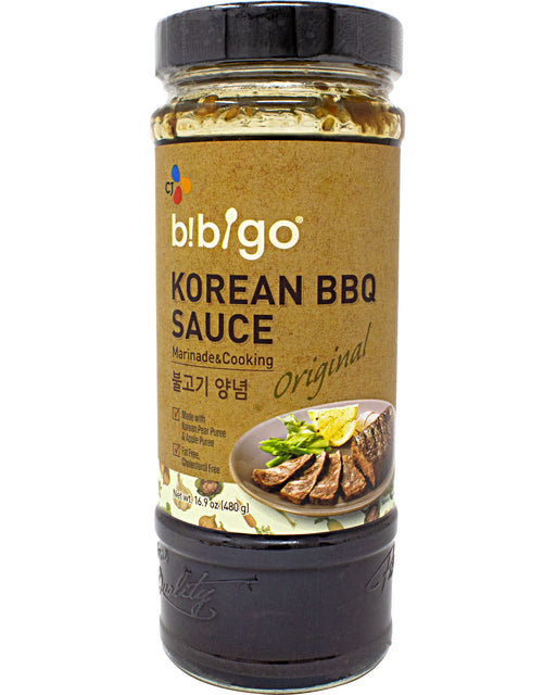 Bibigo Authentic Korean BBQ Sauce