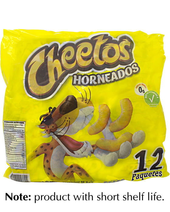 Cheetos Baked Puffs (Pack of 12)