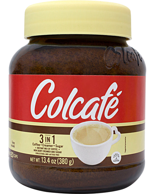 Colcafe 3 in 1 (Instant Coffee and Creamer Mix)