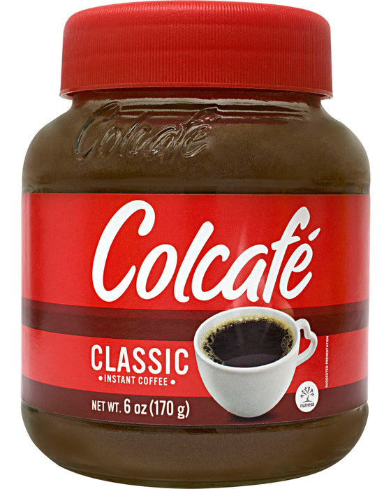 Colcafe Instant Coffee, Classic