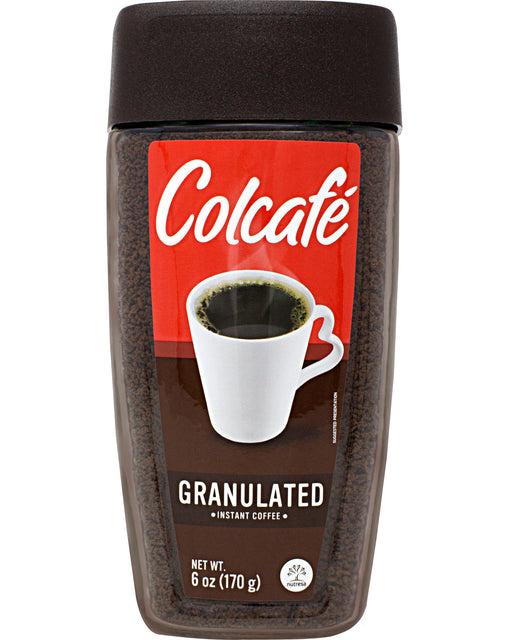 Colcafe Instant Coffee, Granulated