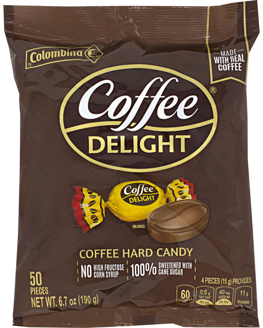 Colombina Coffee Delight (Coffee Hard Candy)