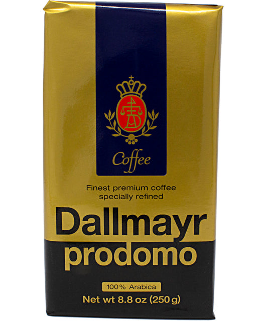Dallmayr Prodomo Ground Arabica Coffee