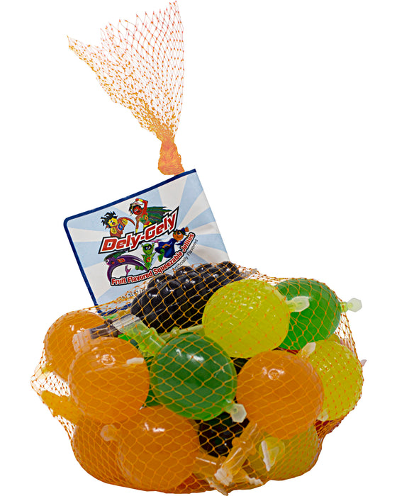 Dely-Gely Fruit Jelly