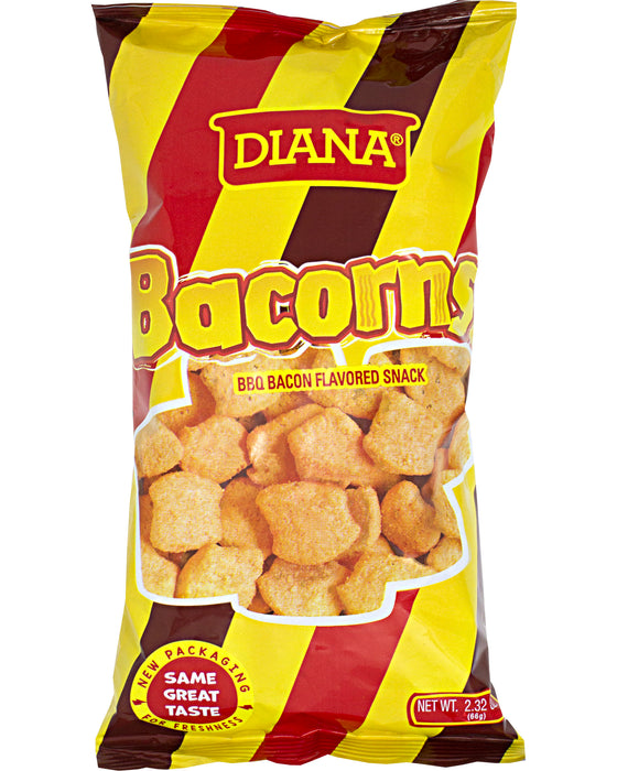 Diana Bacorns  Tocinitos (BBQ-Flavored Snack)