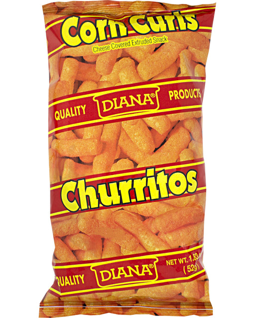 Diana Churritos Corn Curls
