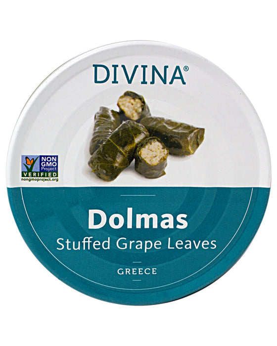 Dolmas Stuffed Grape Leaves