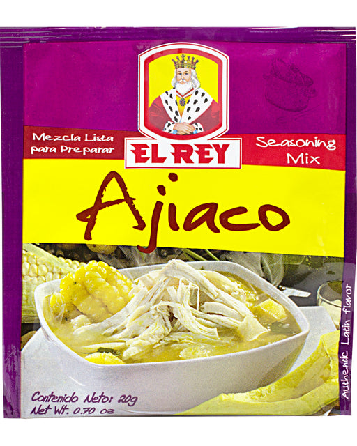 El Rey Ajiaco Seasoning Mix