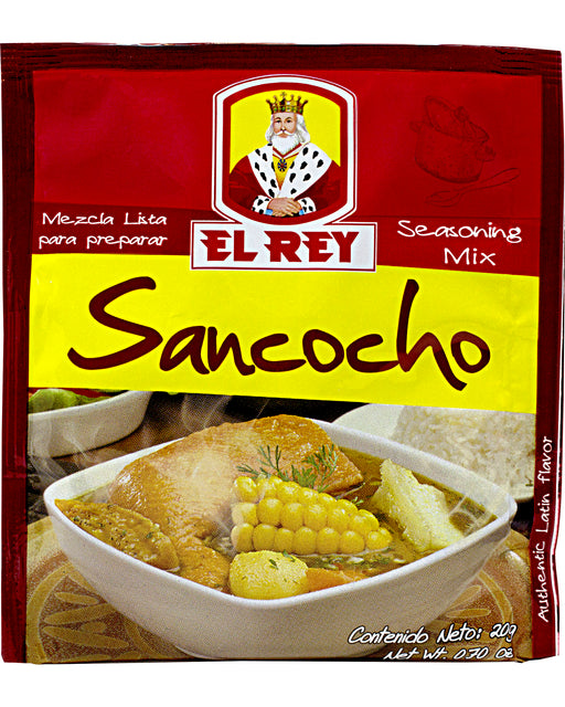 El Rey Sancocho Seasoning Mix