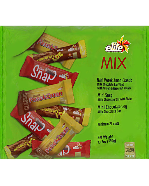 Elite Mini Mix Israeli Chocolate Bars