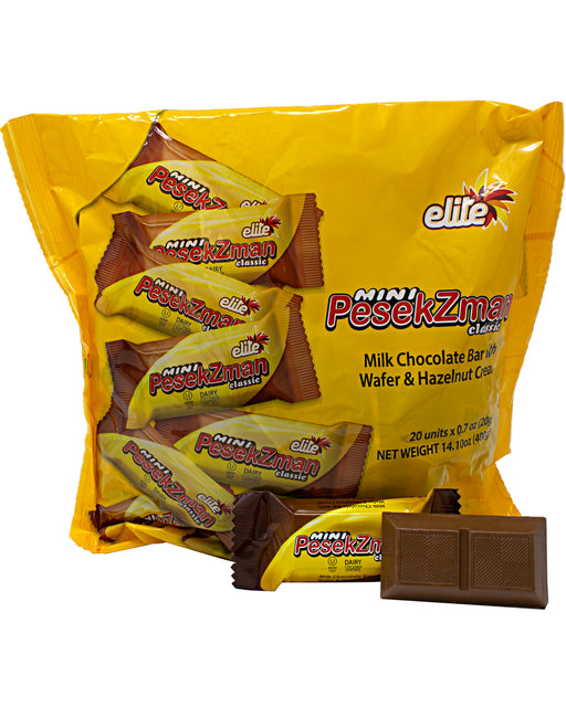 Elite Mini Pesek Zman Chocolate Bar (Bag)