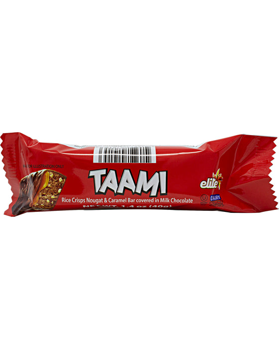 Elite Taami Crunchy Chocolate with Puffed Rice