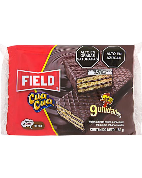 Field Cua Cua Chocolate-covered Wafer