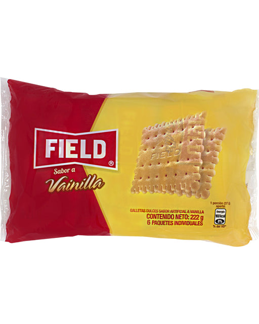 Field Vanilla Cookies