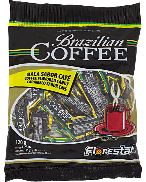 Florestal Brazilian Coffee Candy